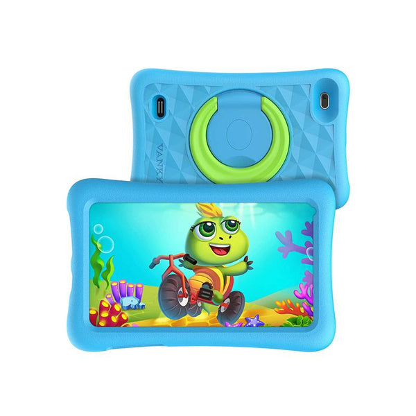 VANKYO MatrixPad Z1 Kids Tablet, 7 inch, 32GB ROM, IPS HD Display, Android Tablet, Blue Tablet VANKYO