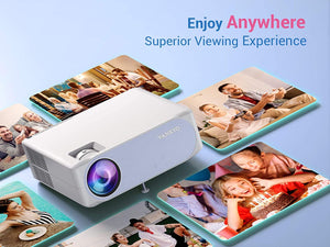 VANKYO Performance V630W Native 1080P Projector, HD WiFi Projector projector VANKYO