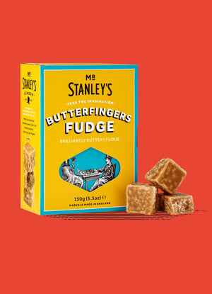 Butterfingers Fudge