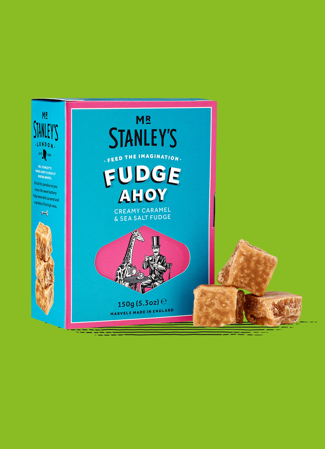 Fudge Ahoy