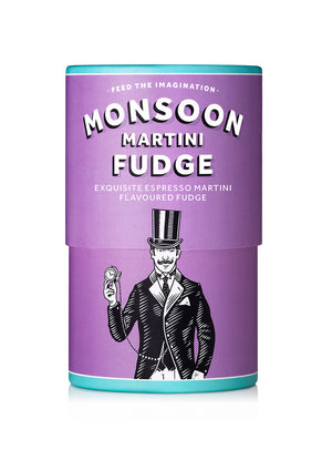 Monsoon Martini Fudge