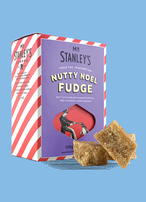 Nutty Noel Fudge