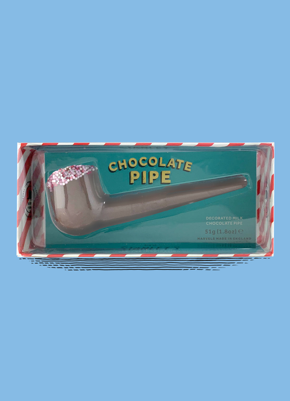 Chocolate Pipe