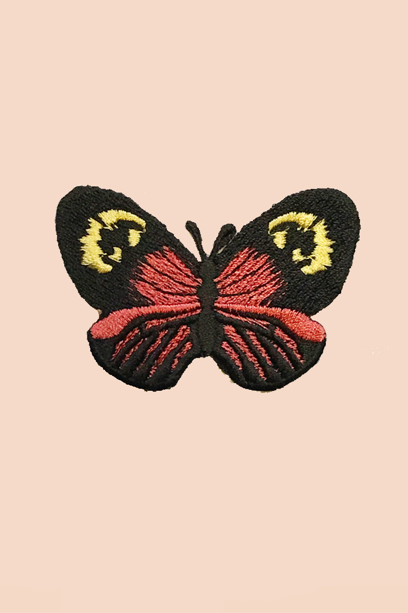 Wood Nymph Mauve Butterfly Patch
