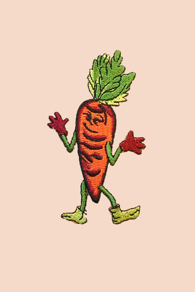 Sweet Talkin' Carrot Patch