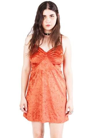Goldmine Slip Dress
