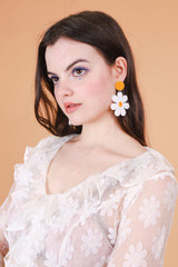 Daisy Earrings in Full