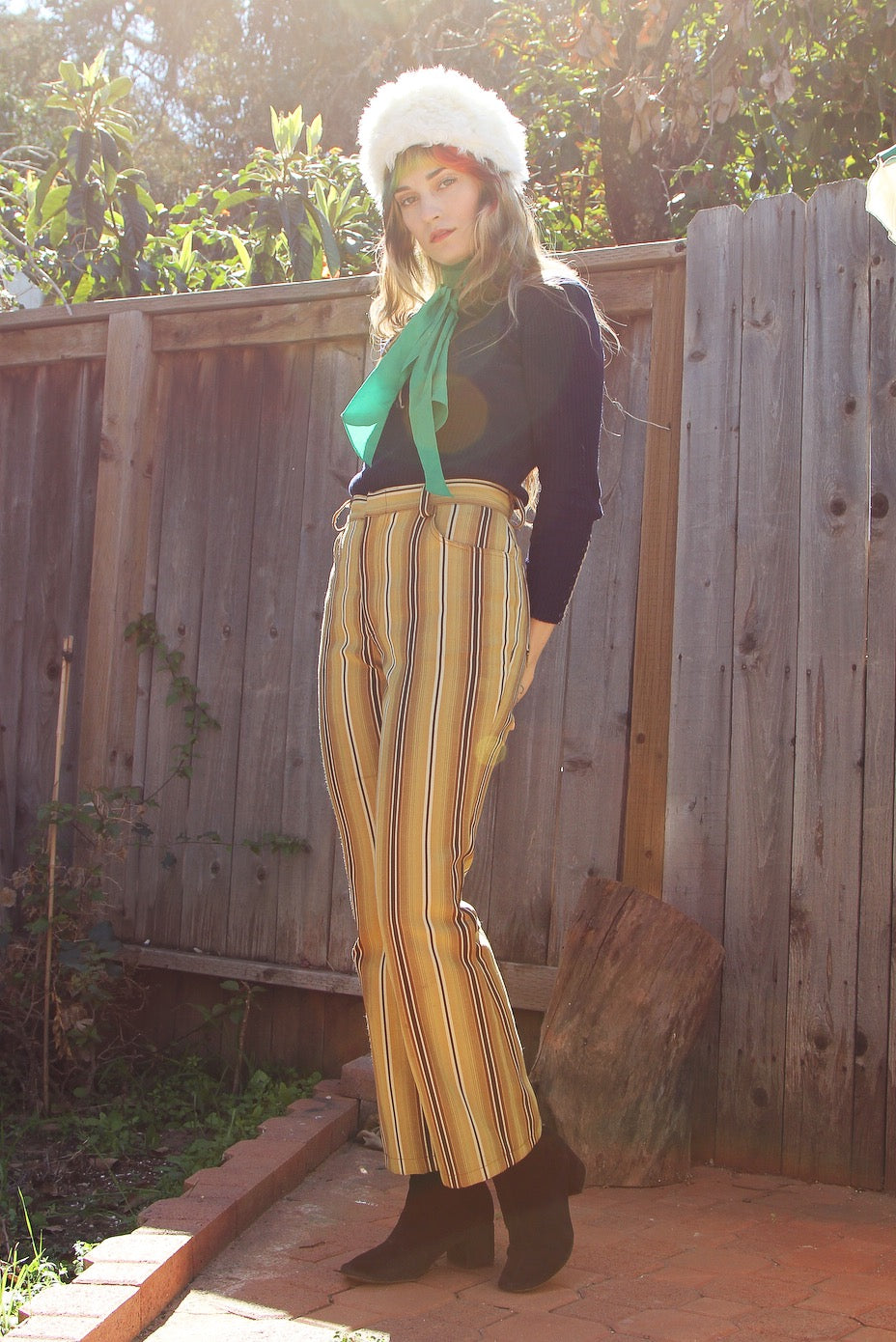 California Dreamin' Stripe Pant