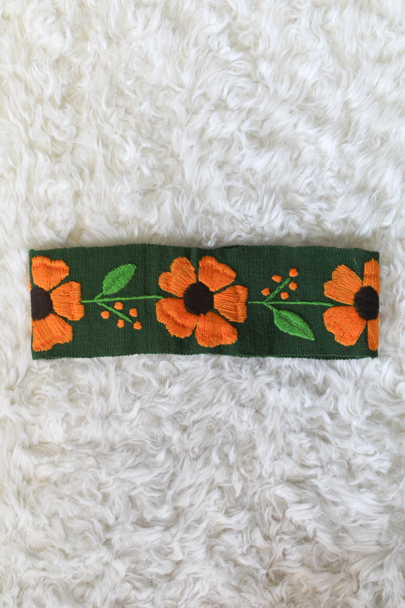 Pattie Boyd Belt in Forest
