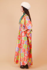 Vintage 1970's Dazed and Confused Maxi Dress
