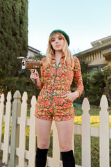 The Marigold Romper