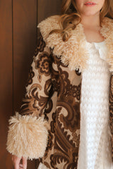 Penny Lane Coat in Chocolate