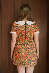 Marigold Dolly Mini-Dress