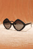 Anita Sunglasses in Matte Black