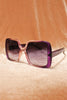 Warhol Sunglasses in Violet