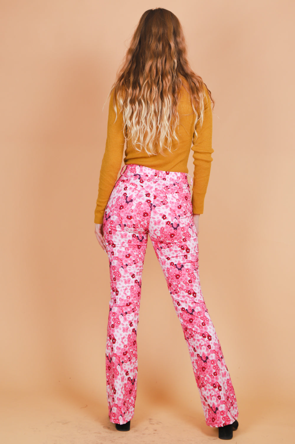 Vintage Strawberry Fields Forever Pants