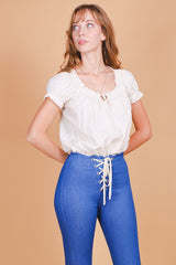 Vintage 1970's Almost Famous Blouse