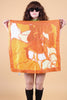 Vintage 1970's Tangerine Dream Neckerchief
