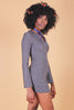 Vintage 1970's Boogie with Stu Mini-Dress
