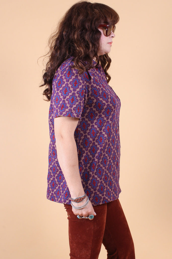 Vintage 1960's Wicked Annabella Top