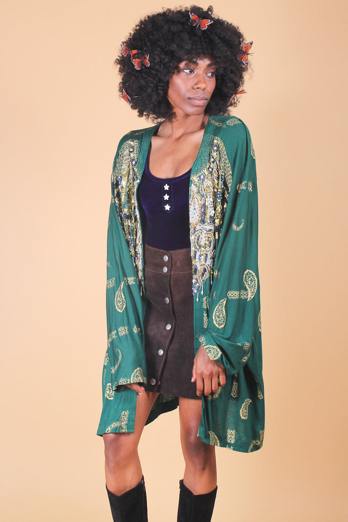 Vintage Lily of the Valley Jacket