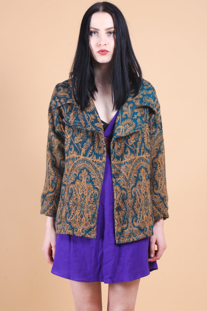 Vintage 1970's Smell of Incense Jacket