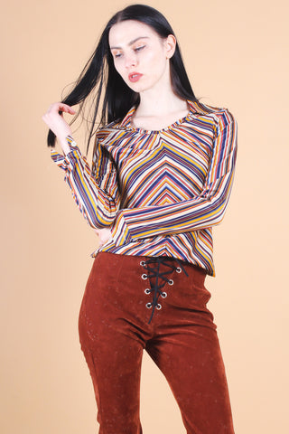 Vintage 1970's California Seas Top