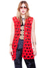 Vintage Rhythm of Love Knit Vest