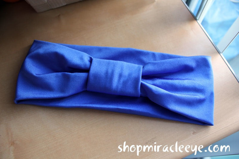 Dark Blue Headband