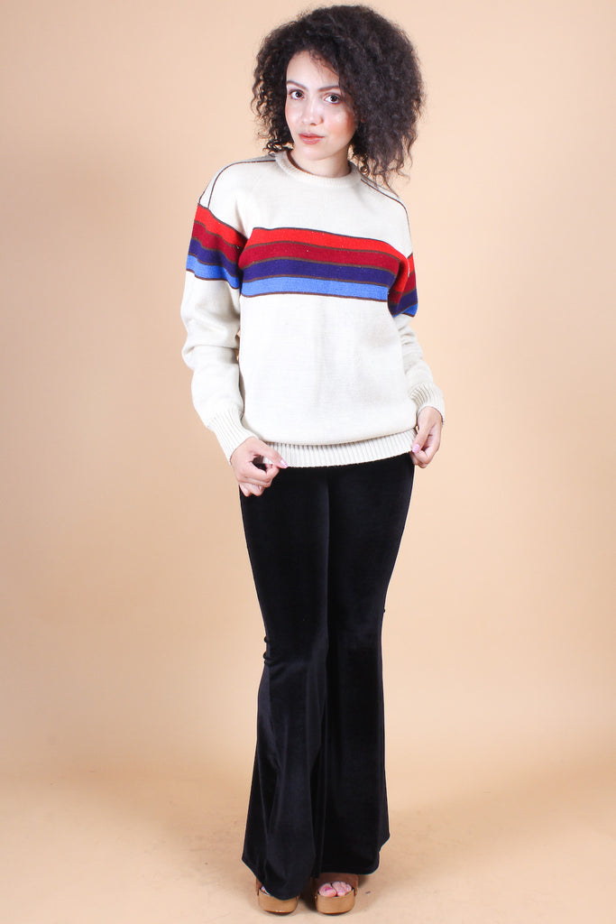 Vintage 1970's Darlin' Companion Sweater