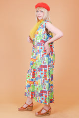 Vintage 1970's The Love Revolution Jumpsuit