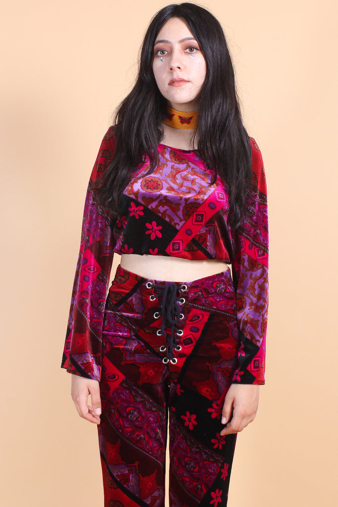 Magic Carpet Ride Top