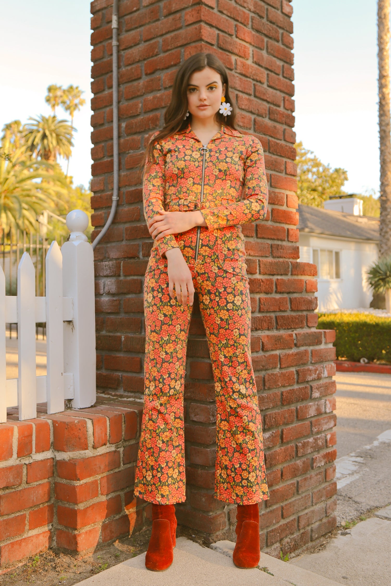 The Marigold Jumpsuit