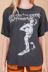 Vintage Iggy and the Stooges Tee