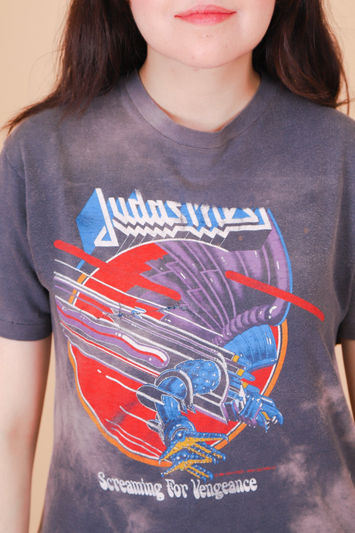 Vintage 1983 Judas Priest Tee