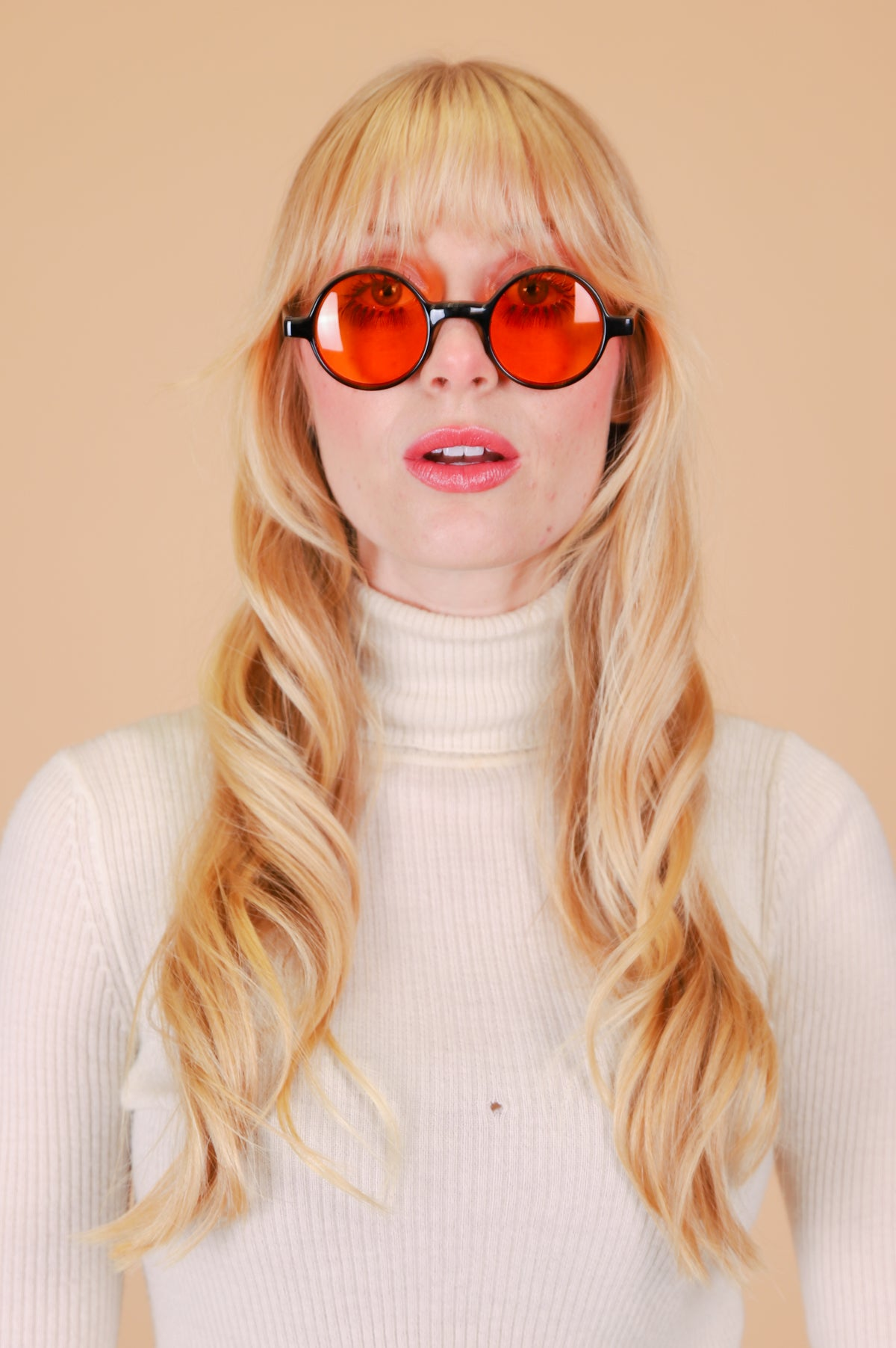 Karina Sunglasses in Honey
