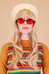 Ziggy Sunglasses in Cherry