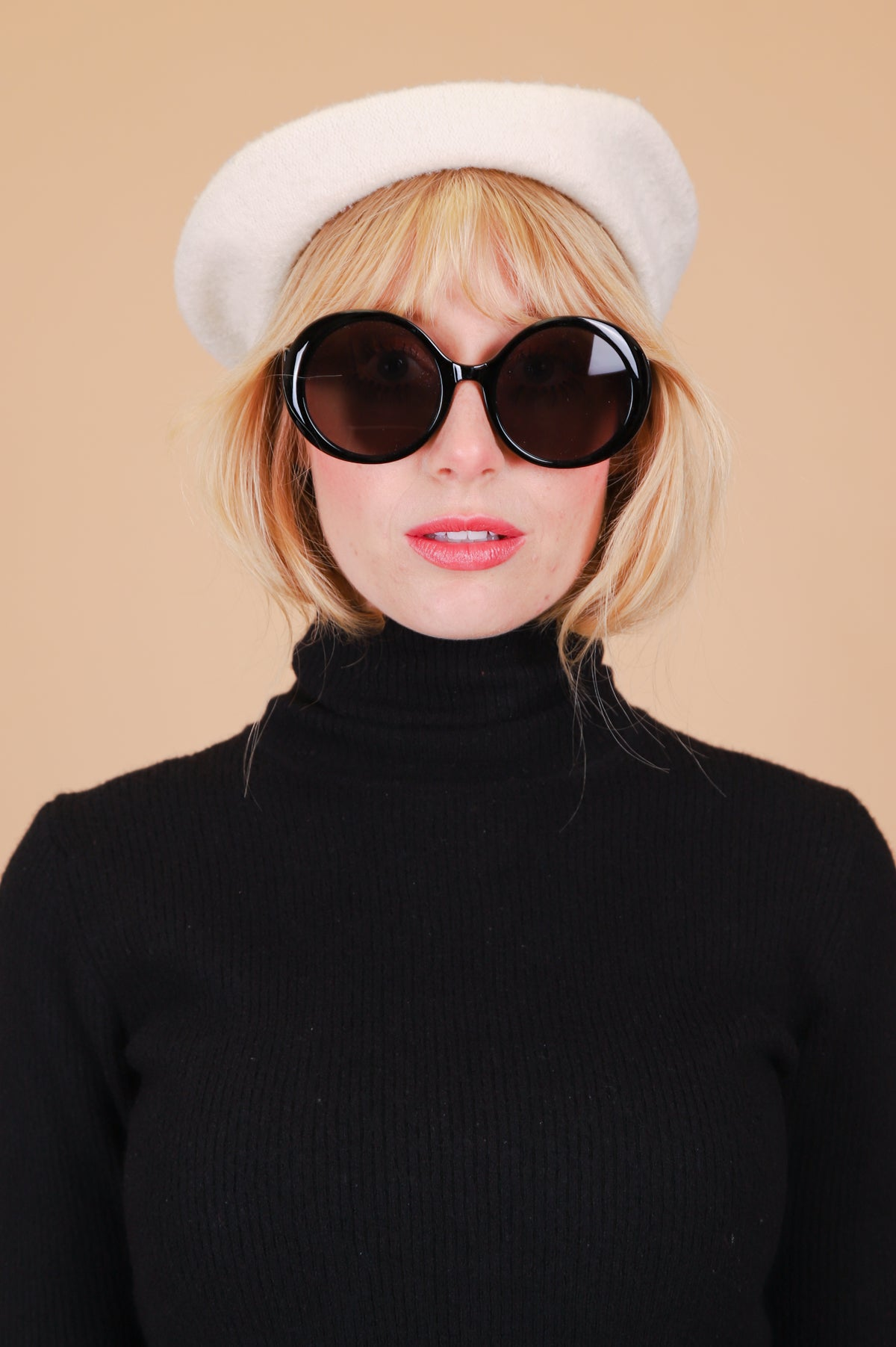 Warhol Sunglasses in Black