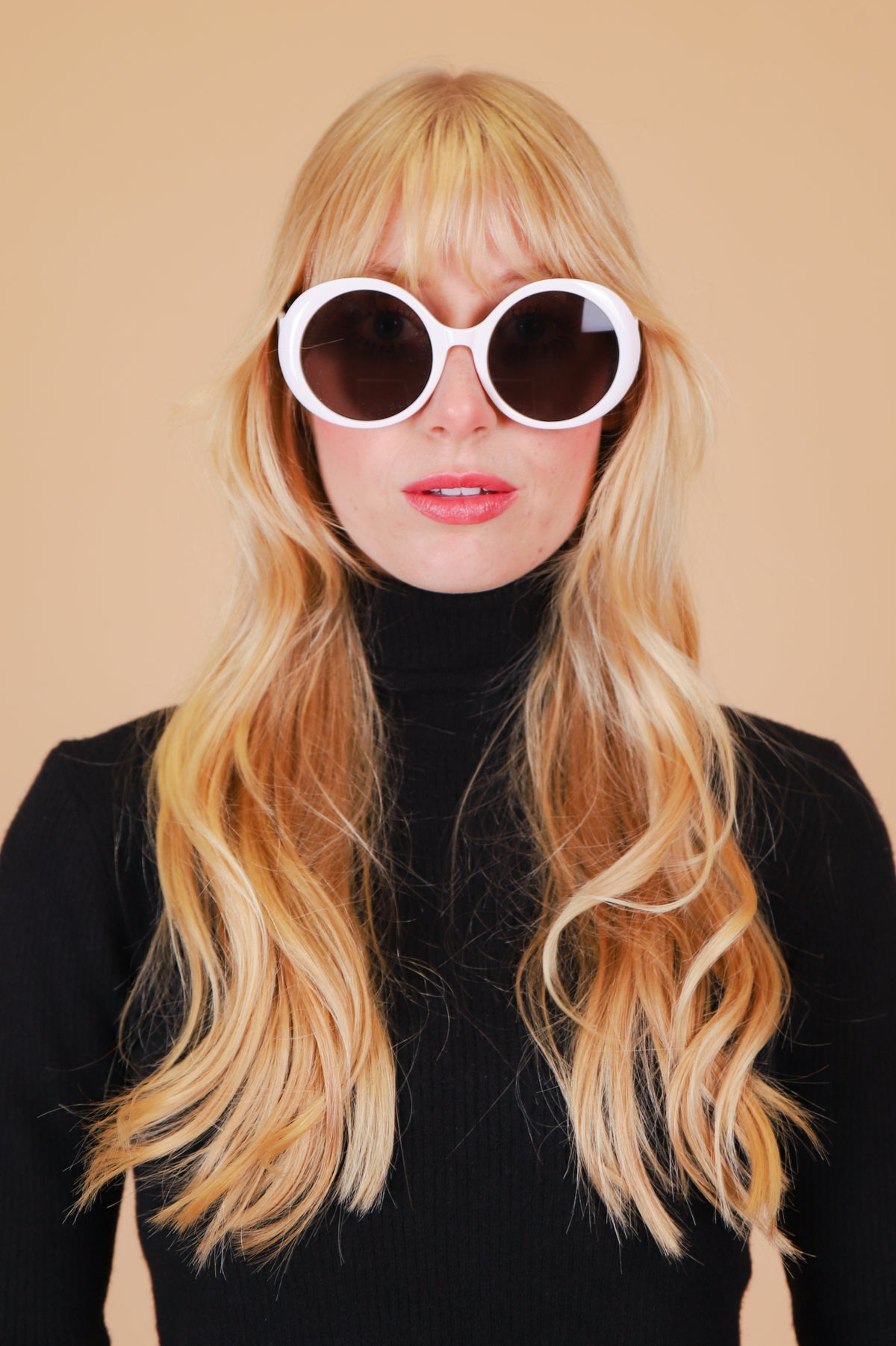 Warhol Sunglasses in White