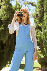 Jane Overall in Baby Blue