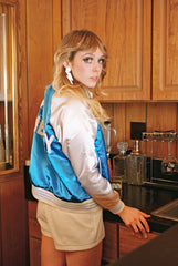 The Mercury Satin Jacket