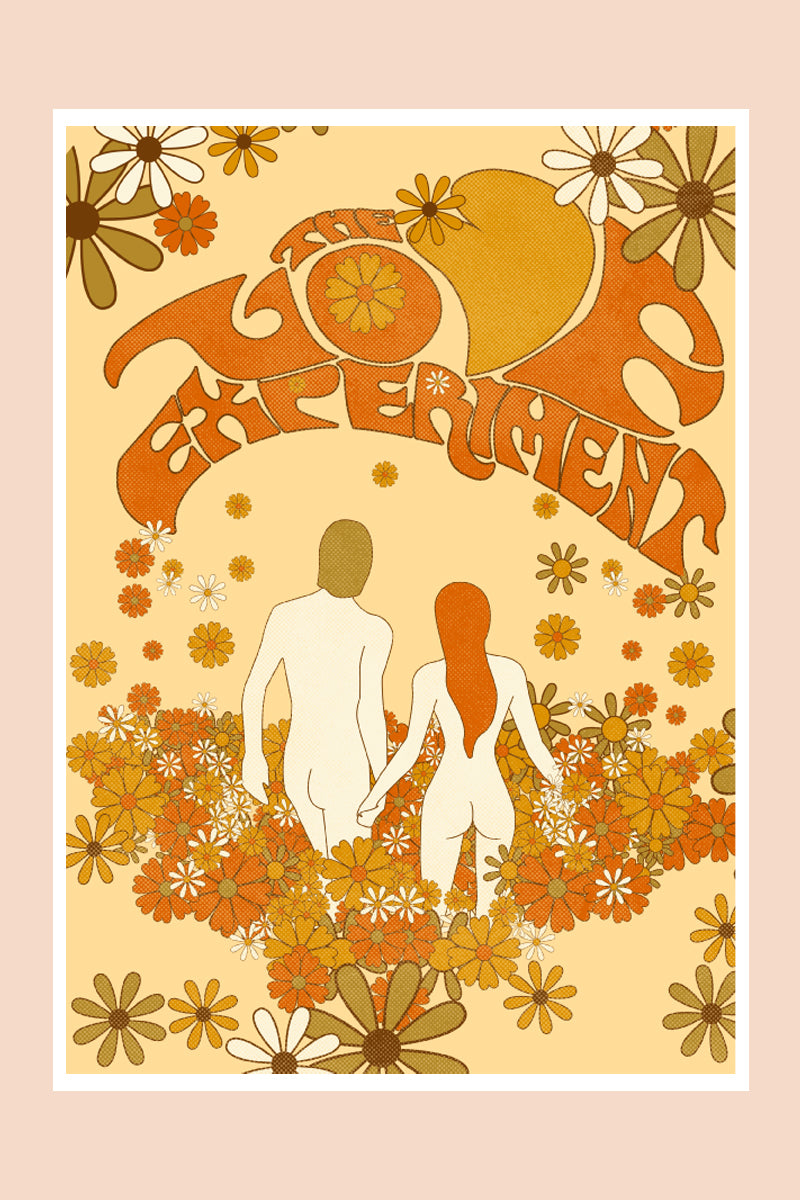 The Love Experiment Print