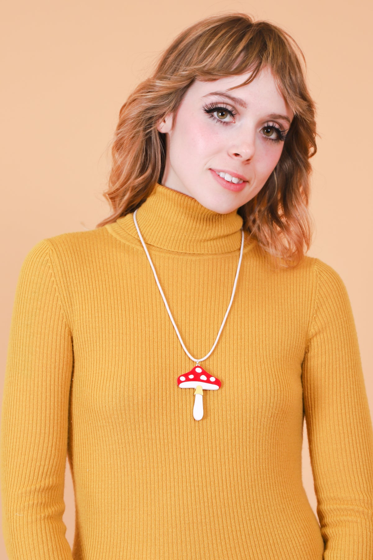 The Magic Mushroom Necklace