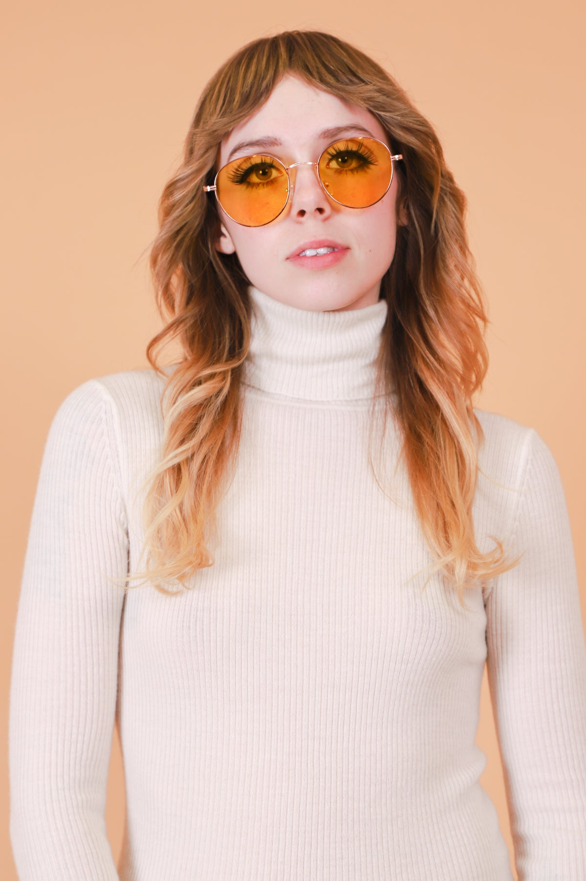 McCartney Sunglasses in Honey