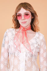 McCartney Sunglasses in Rose