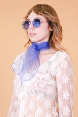 McCartney Sunglasses in Baby Blue