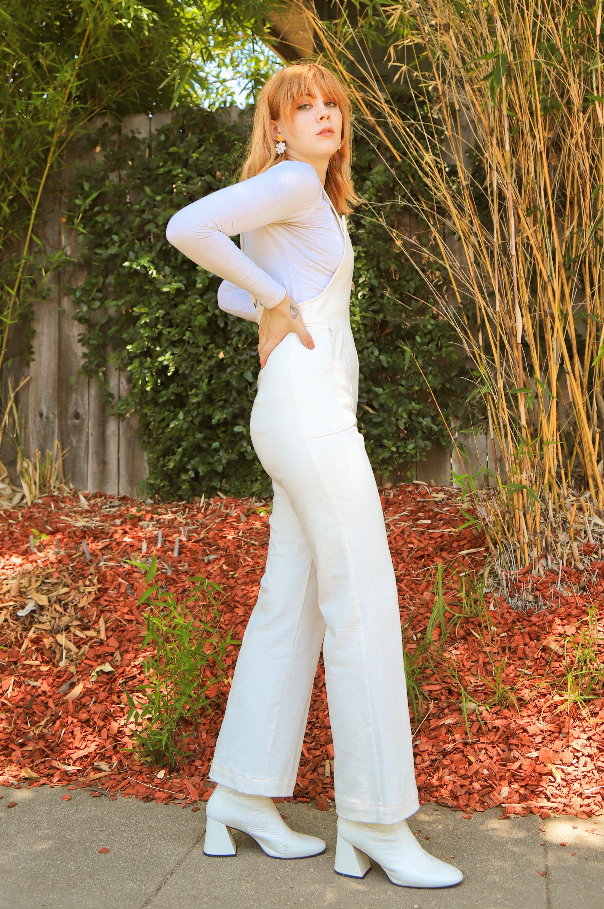 Jane Overall in Cream