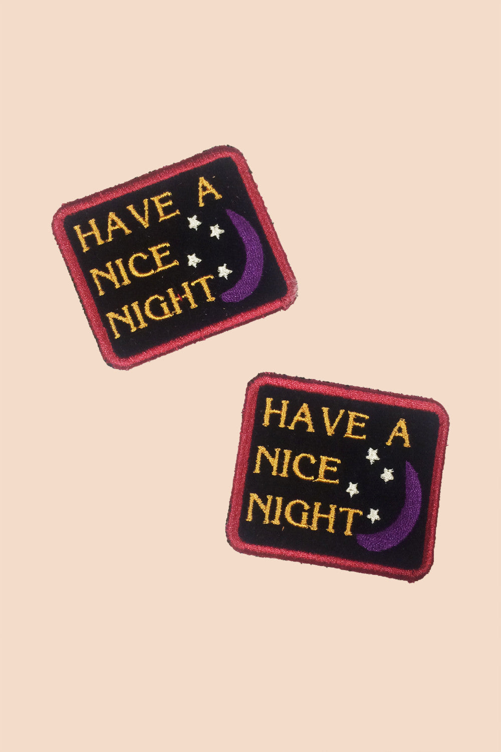 Have a Nice Night Patch