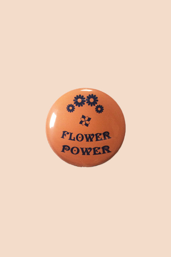 Flower Power Pin