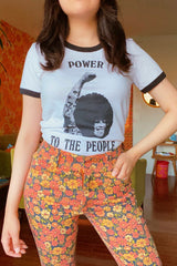 Power to the People Tee ❁ 100% Of Profits Donated